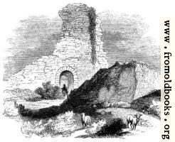 109.—Supposed Saxon Keep, Pevensey.