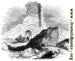 109.—Supposed Saxon Keep, Pevensey.
