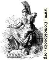 115.—Rome—A fragment after Piranesi.