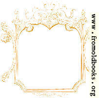 245 [detail].—Rectangular ornate sketched frame or border