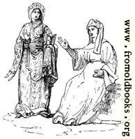 287.—Anglo-Saxon Females
