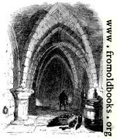 525.—The Crypt, St. Bartholomew's Church.