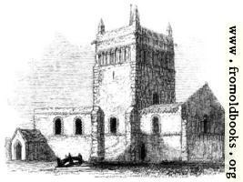 734.—Stewkley Church, Buckinghamshire.