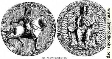 815.—Great Seal of Henry III.