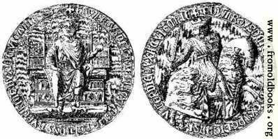 828.—Great Seal of Edward I.