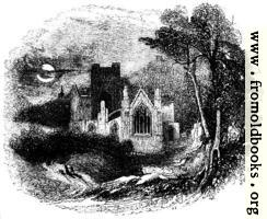 1058.—Melrose Abbey