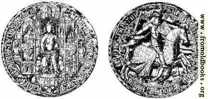 1152.—Great Seal of Henry IV.