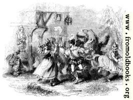 1377.—Whitsun Morris-Dance.