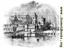 2087.—Westminster About 1600.