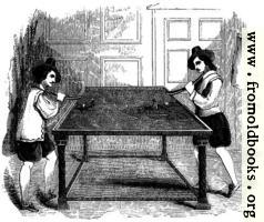 "2153.—Billiards (From ""School of Recreation,"" 1710)"