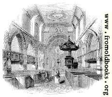 2175.—Chancel of St. Giles, Cripplegate.