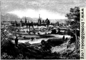 2271.—Oxford from the Abingdon Road.