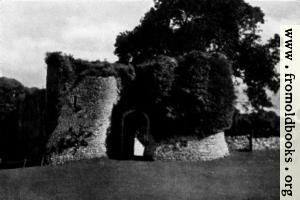 Penrice Castle: The Gate-House.