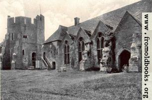 [p.137] Stokesay Castle—The Courtyard.