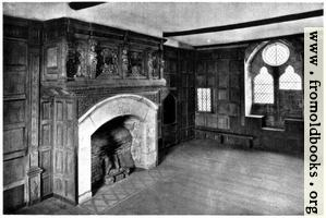 Stokesay Castle—The Solar Room