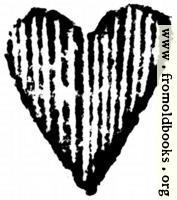 Detail: engraved heart