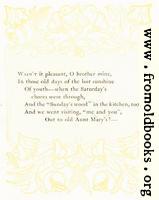 Page 2: Wasn't it pleasant, O brother mine