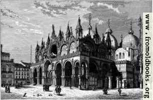 Cathedral of S. Mark, Venice