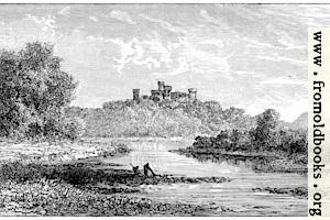 Le Chateau de la Grangefort-sir-Allier. Vue Generale.