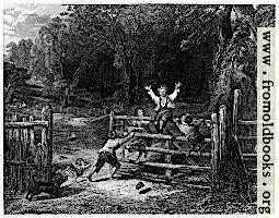 The Old Farm Gate.