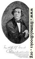 I.-3. Charles Dickens in 1851, With Signature
