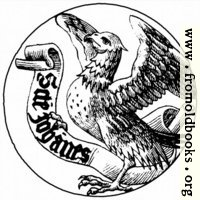Badge of Saint John the Evangelist