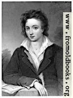 Frontispiece: Portrait of Percy Bysshe Shelley