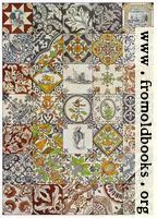 104. Dutch Ceramic Tiles