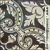Dutch Delft ceramic tile 2