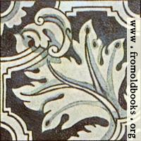 Dutch Delft ceramic tile 3