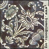 Dutch Delft ceramic tile 4