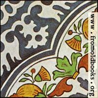 Dutch Delft ceramic tile 7