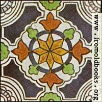 Dutch Delft ceramic tile 8