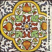 Dutch Delft ceramic tile 9