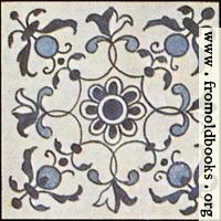 Dutch Delft ceramic tile 10