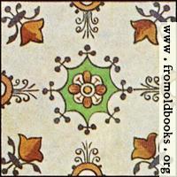 Dutch Delft ceramic tile 14