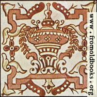 Dutch Delft ceramic tile 15