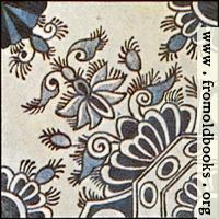Dutch Delft ceramic tile 16