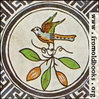 Dutch Delft ceramic tile 18