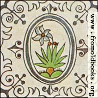 Dutch Delft ceramic tile 19