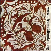 Dutch Delft ceramic tile 21