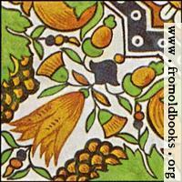 Dutch Delft ceramic tile 22