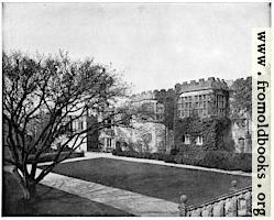 Haddon Hall, England