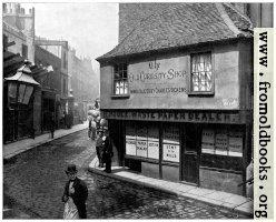 Old Curiosity Shop, London