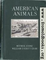 Front Cover, American Animals