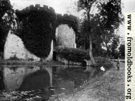 Whittington Castle, Shropshire (wallpaper version)