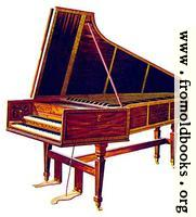 XXXII. The Empress Harpsichord.