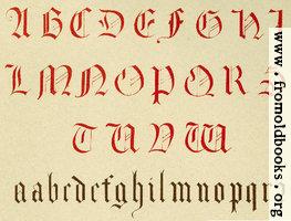 Plate 71.—Fifteenth Century No. 1a.