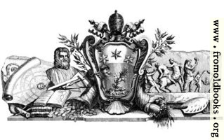 Heraldic Crest and Symbols of Art
