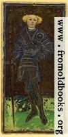 Knave of Swords.